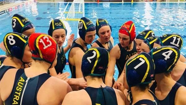Australia Youth Waterpolo head to Serbia