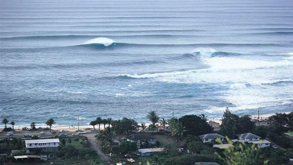 THE WITZIG FILES – SUNSET BEACH, HAWAII 1976