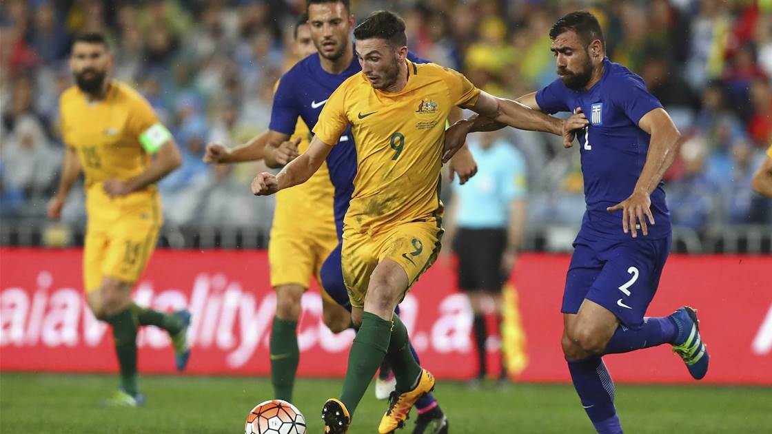 Giannou nets European double after Roo recall