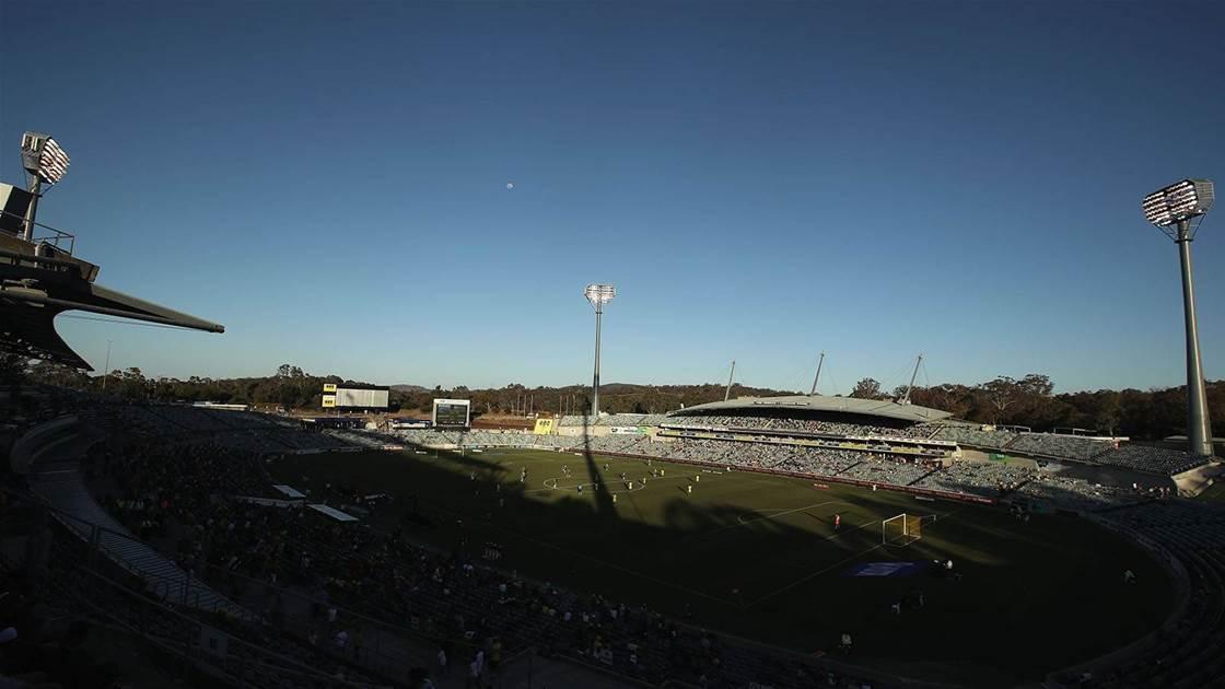 Cash boost for Canberra bid