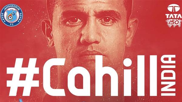 Tim Cahill signs for Indian club