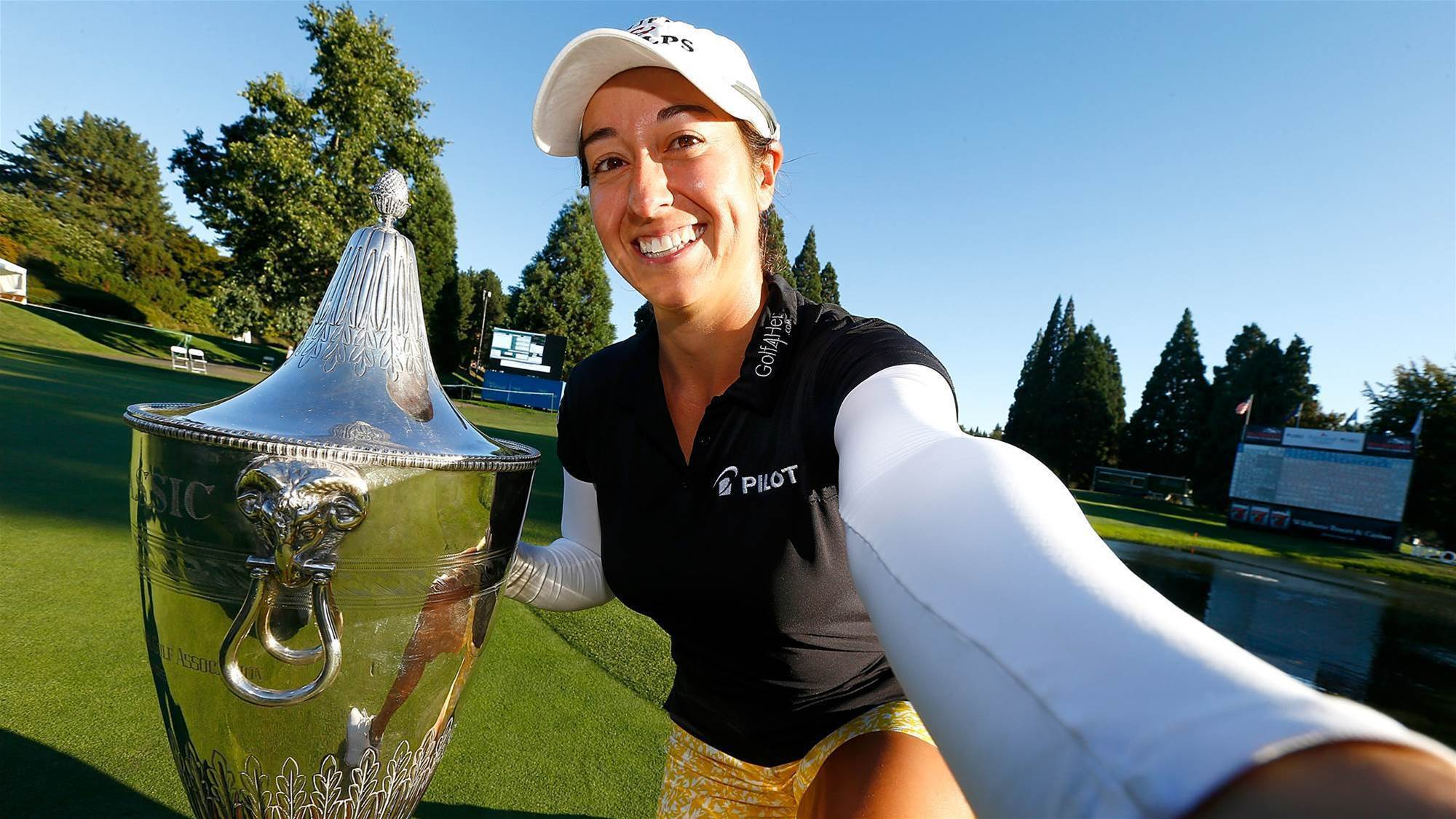 LPGA: Lee fades as Alex wins Portland Classic