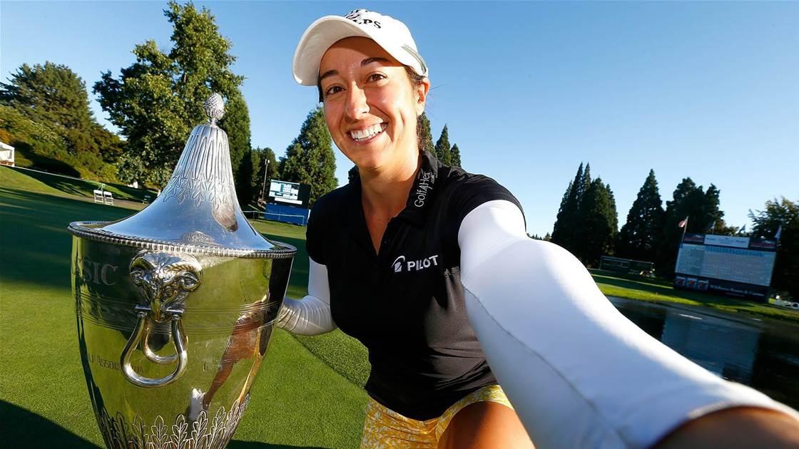 LPGA: Lee fades as Alex wins Portland Classic