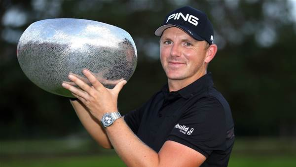 Wallace wins in Denmark, Ryder Cup beckons