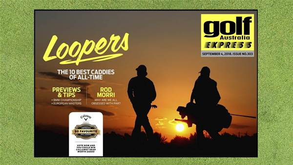 GA Express #303: The best caddies of all-time