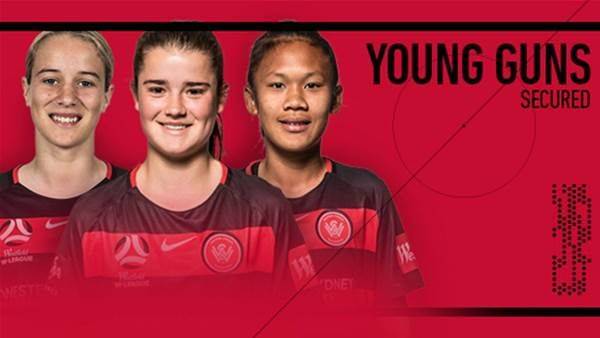 WSW trio ready for new season