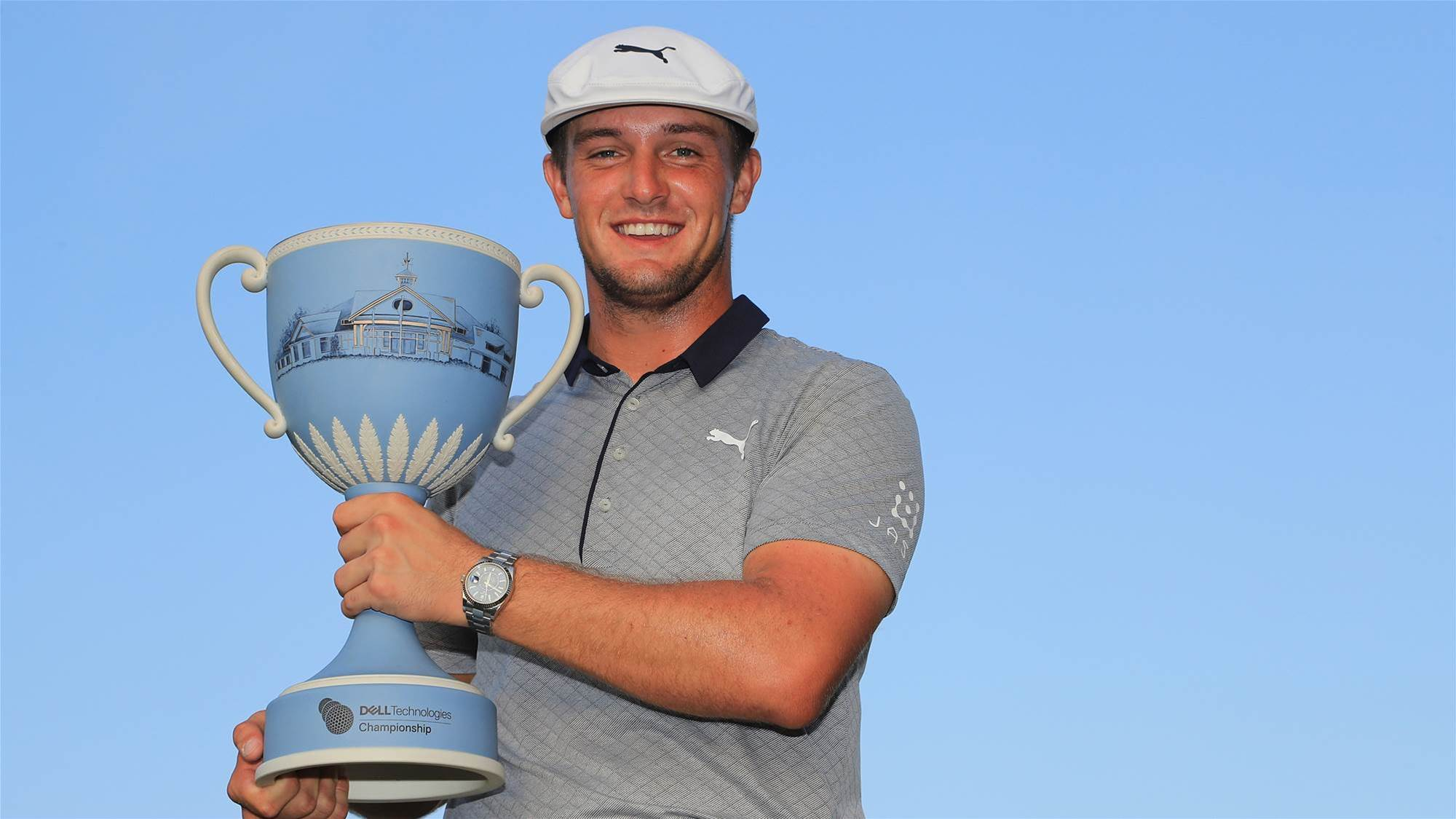 DeChambeau claims consecutive FedEx Cup victories