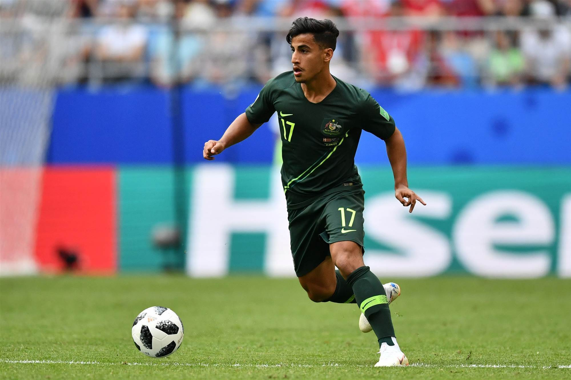 Arzani missing from Celtic's Europa League squad