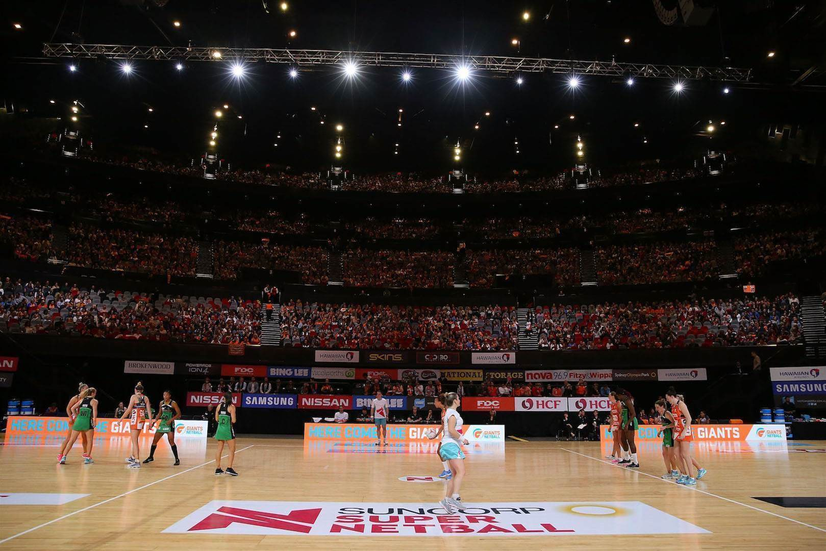 Super Netball: Who's gone where?