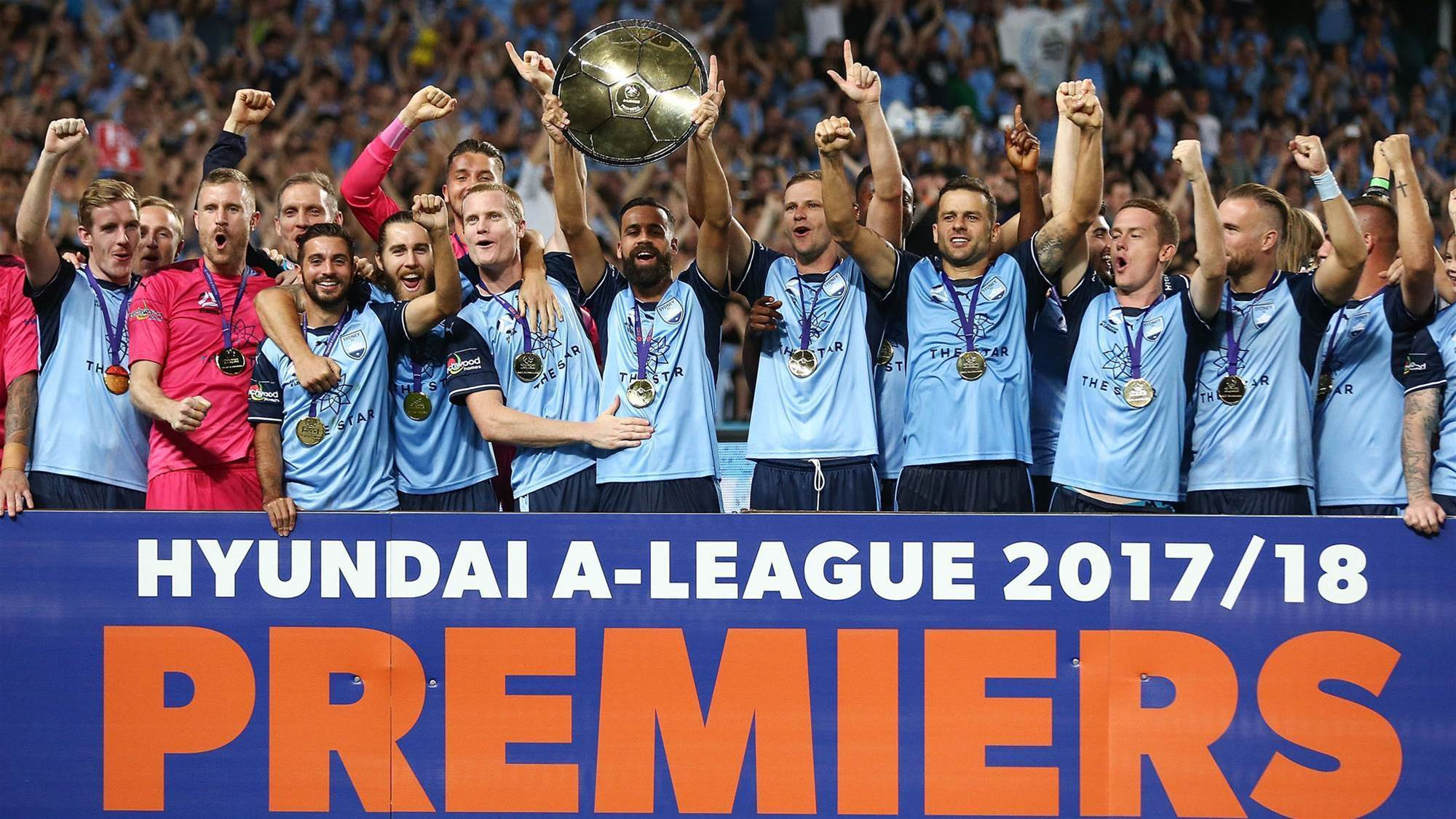 Revealed! The stat secrets of A-League success