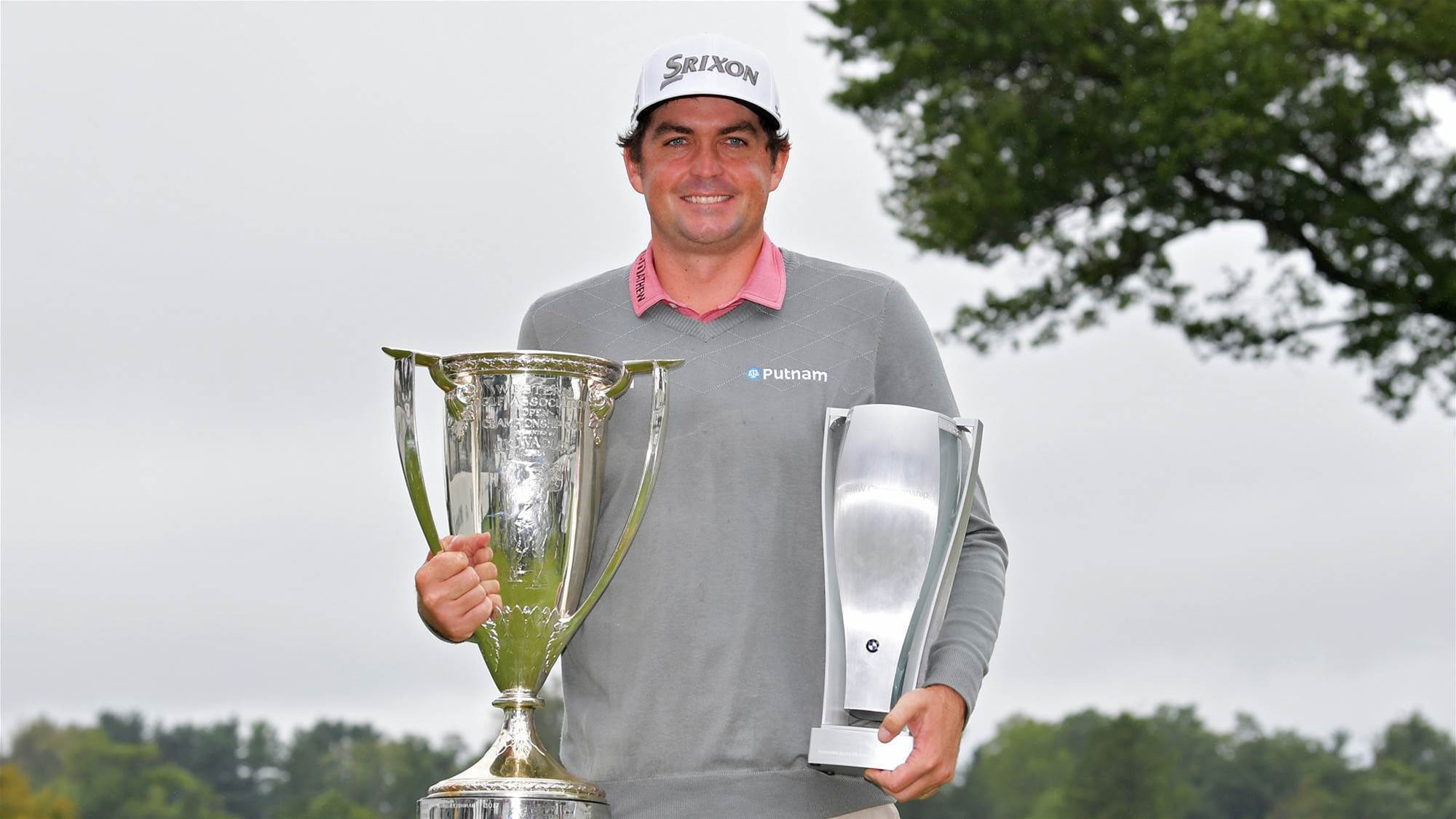 Bradley wins BMW Championship after playoff