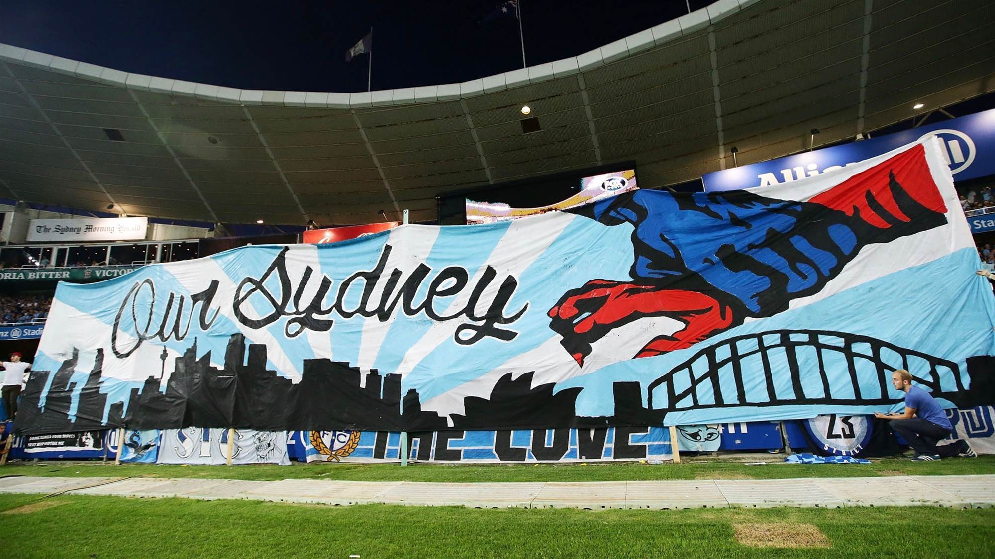 What Sydney learned from Wanderers' failure...