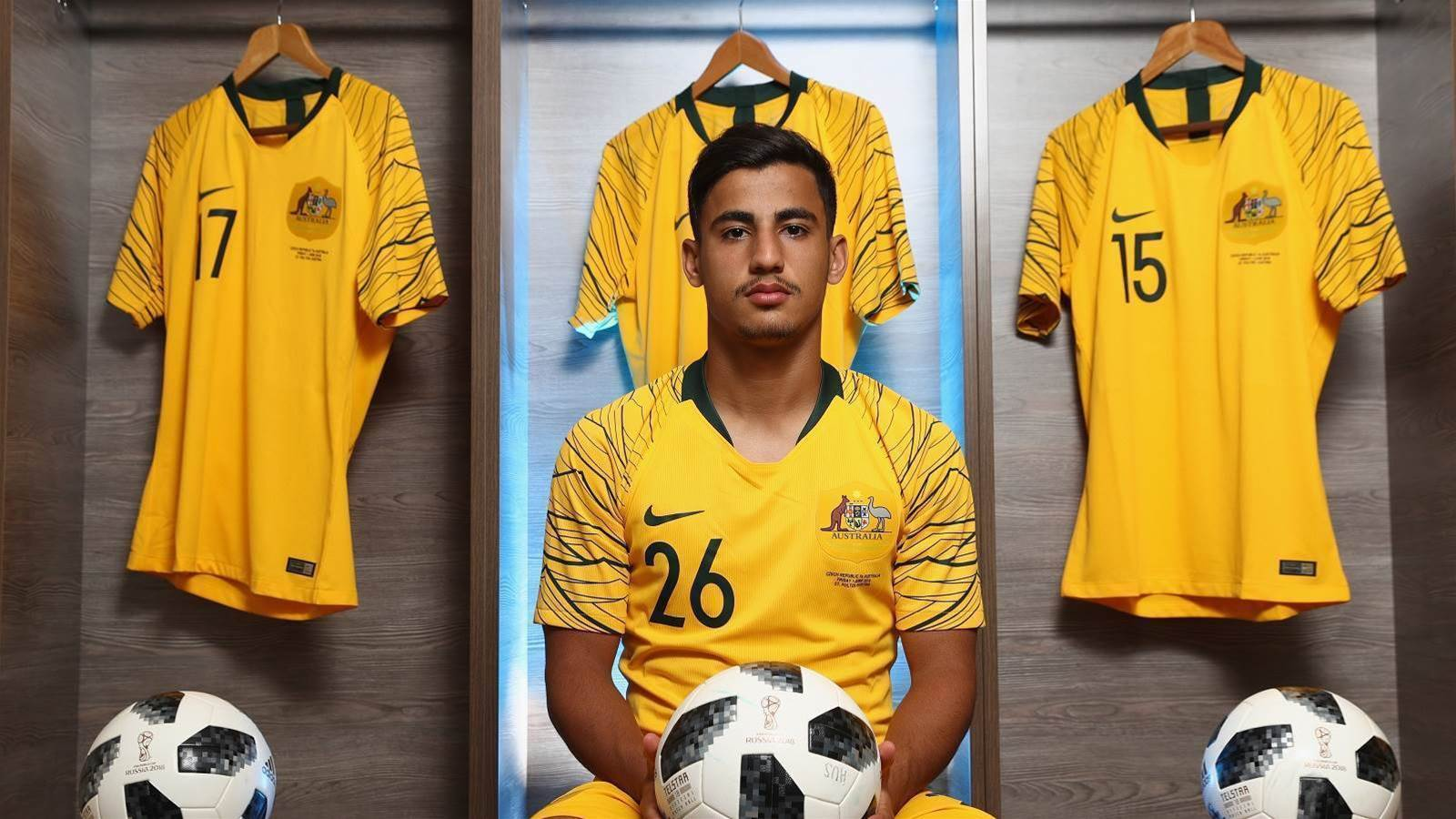 Celtic boss Rodgers compares Arzani hype to Kewell