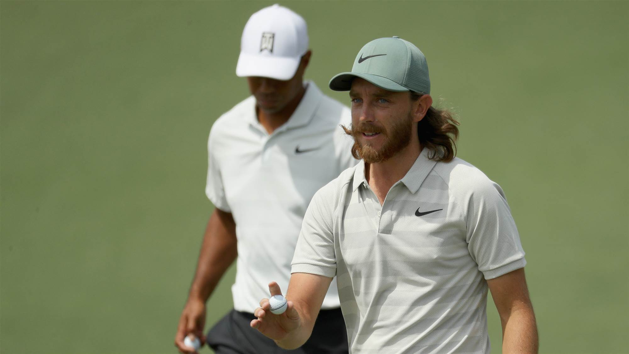 Fleetwood: We don't fear Tiger & Phil