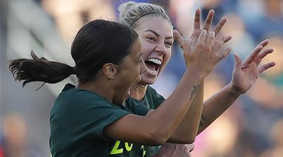 SBS to show Matildas clashes