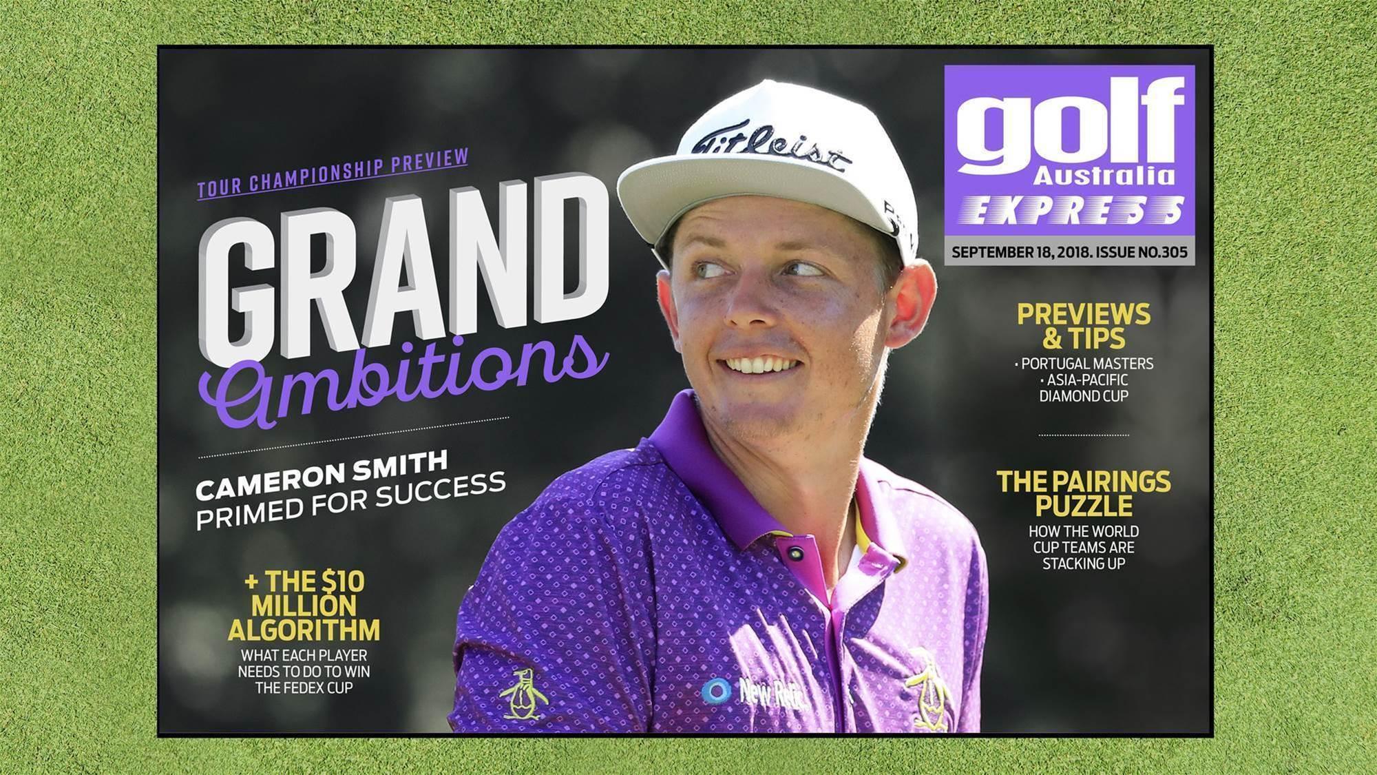 GA Express #305: Cameron Smith's Grand Ambitions