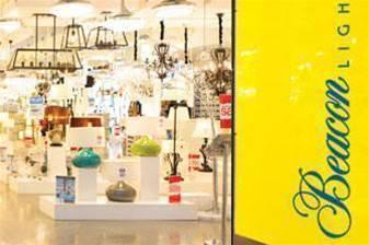 Beacon Lighting is creating smart home zones in stores