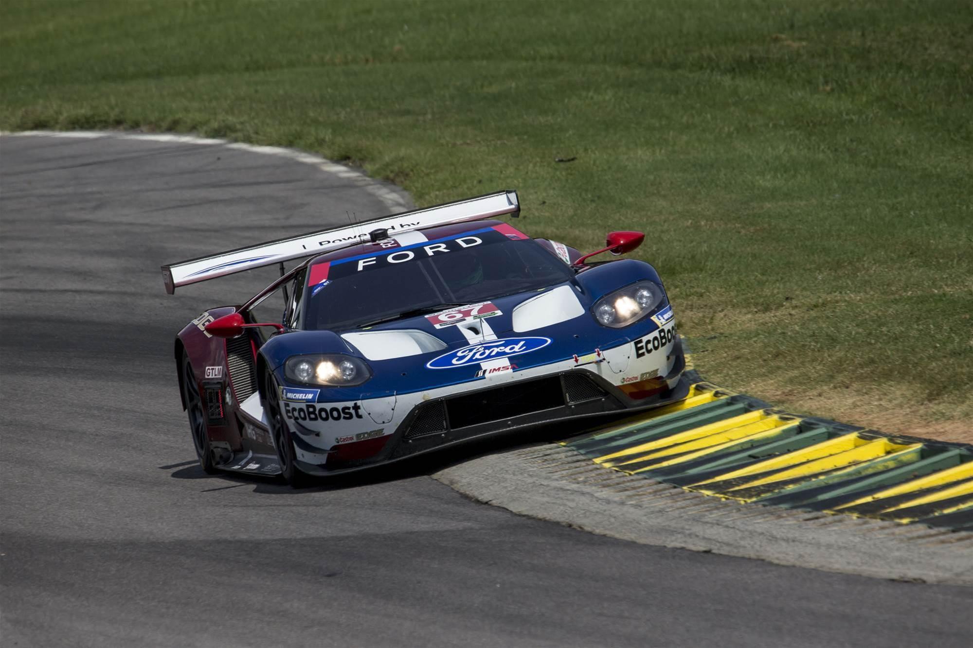 Le Mans Ford GT set for October Bathurst