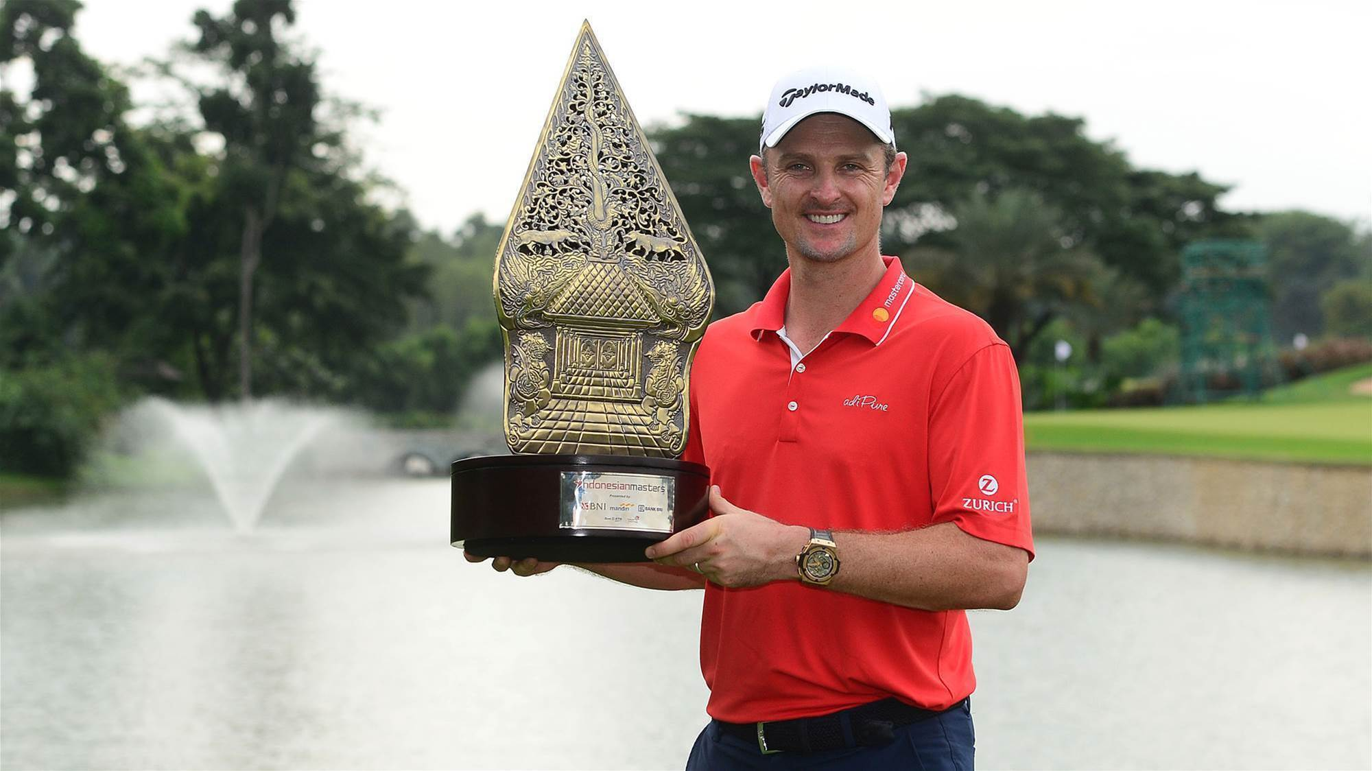 Rose to defend Indonesian Masters