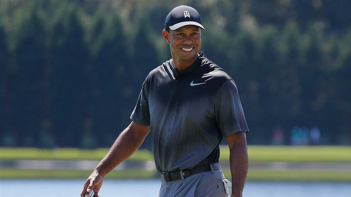 Woods hoping for fairy-tale end to comeback year