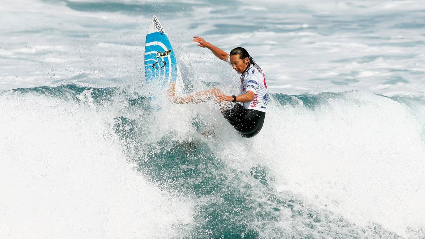 Aussies Surf to the Top