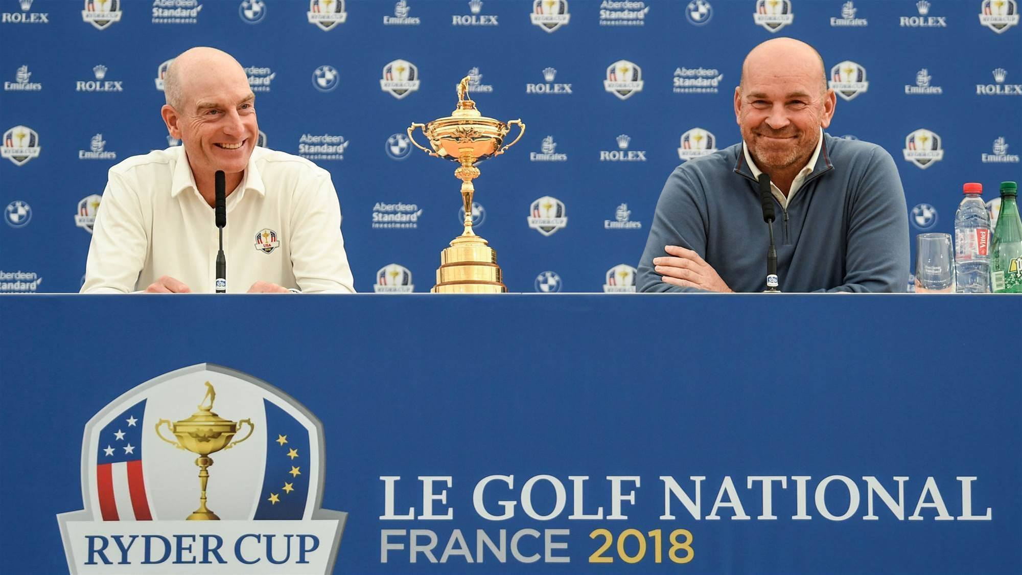 Ryder Cup: Skippers praise rival teams