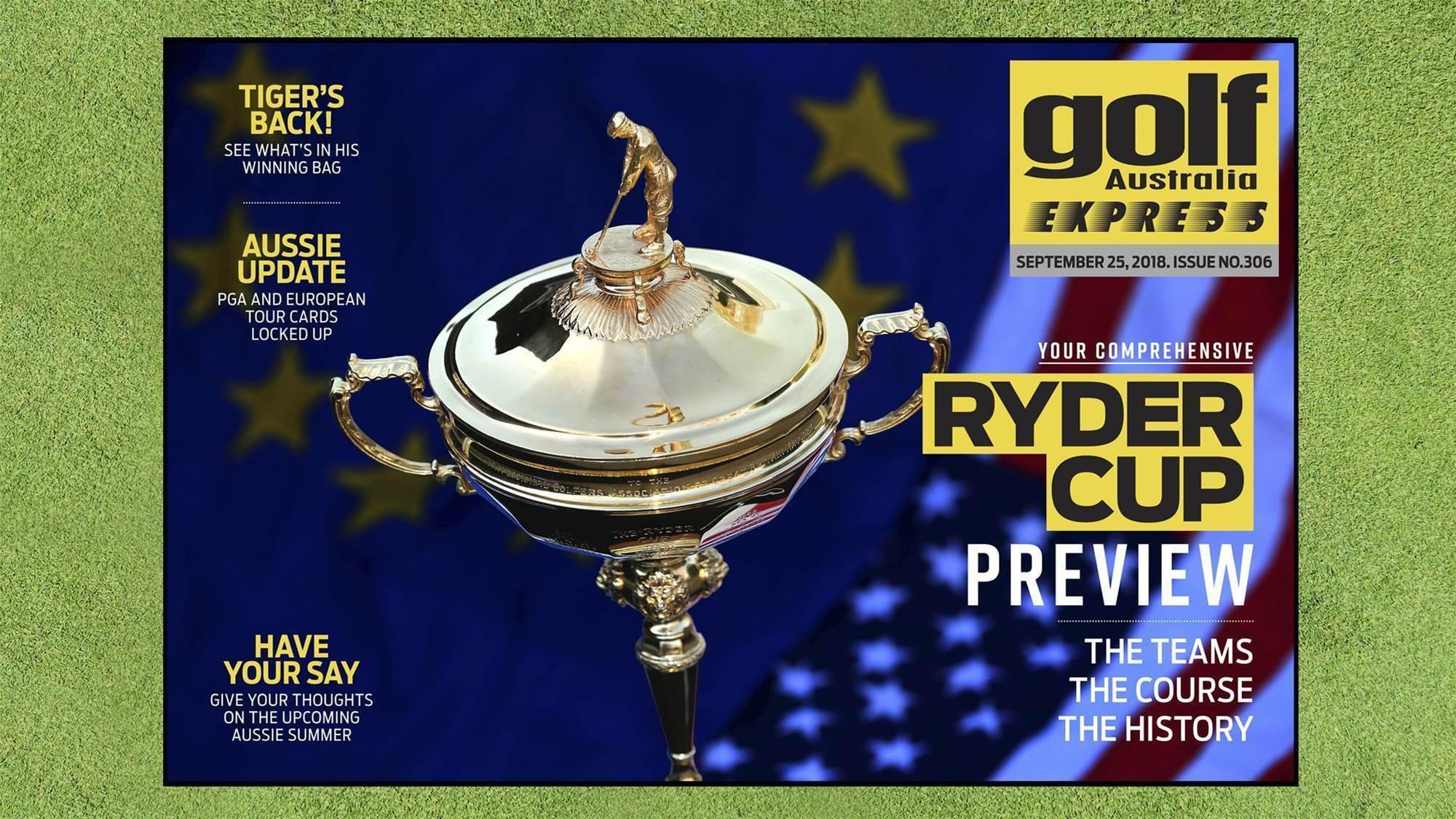 GA Express #306: Ryder Cup preview