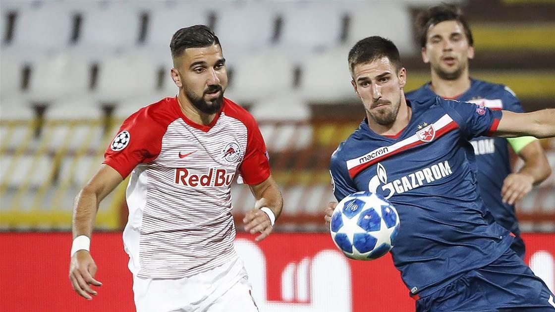 Red Star delight for Serb Socceroo Milos