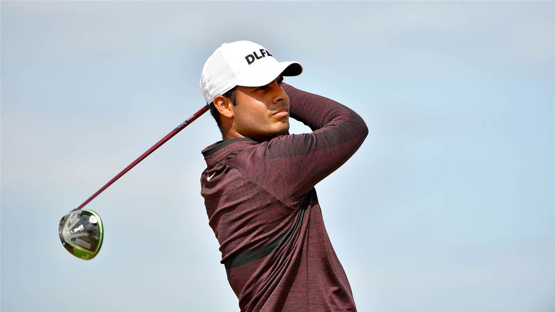 Taiwan Masters: Sharma aims to extend Merit lead