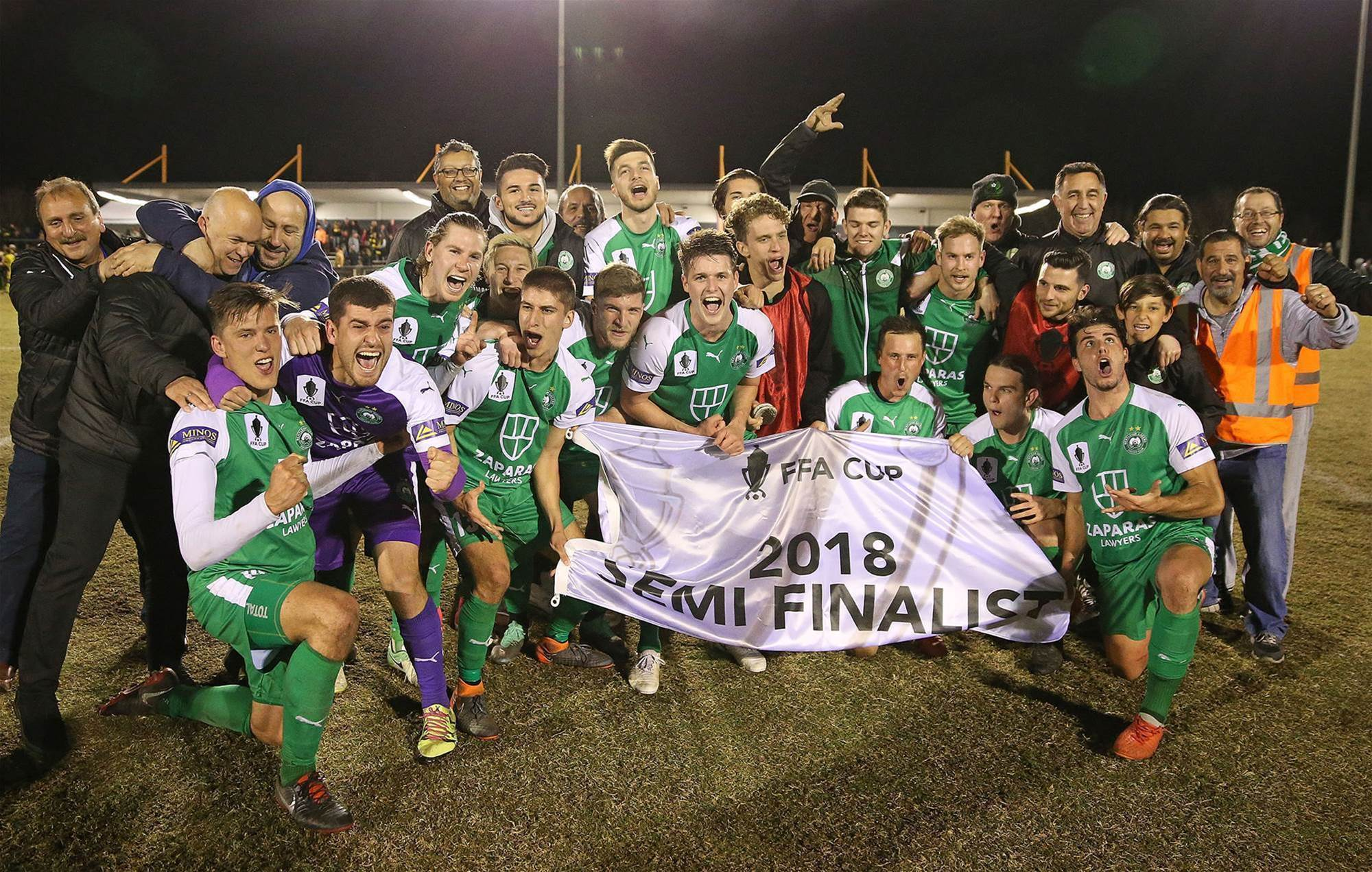 Bootwatch: Local stars shine in all-NPL FFA Cup clash