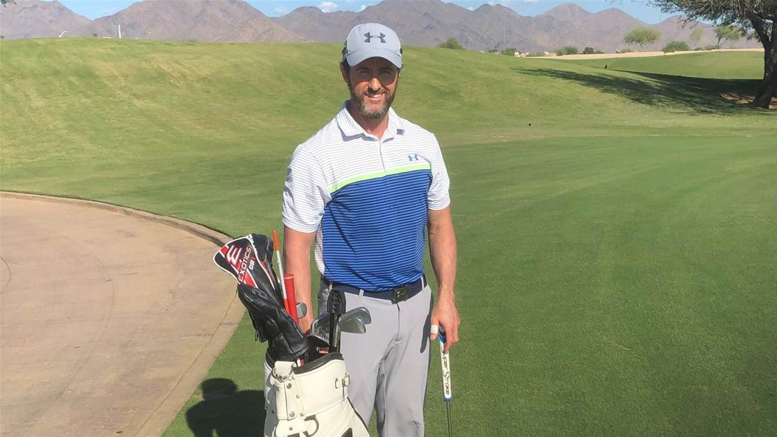Hensby set for return to tournament golf