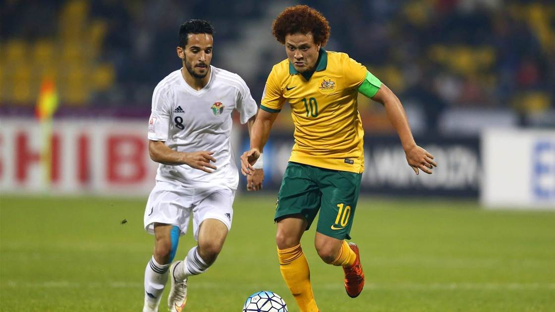 WATCH: Amini nets Danish double in cup