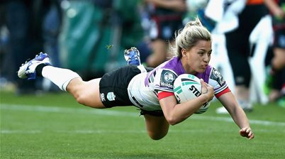 What's life like for an NRLW player?