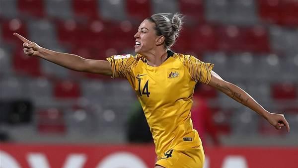 Matildas climb FIFA rankings