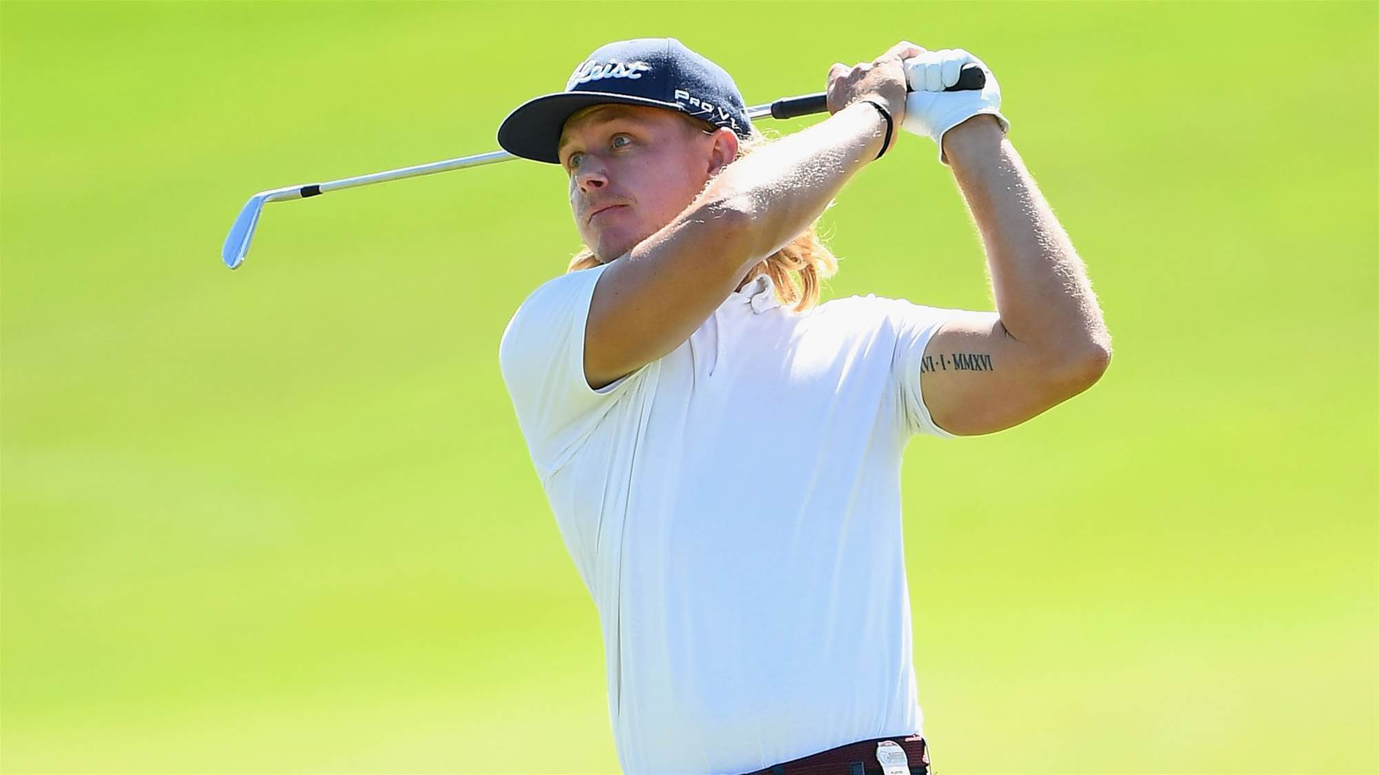 Aussie Maverick Antcliff well placed at Taiwan Masters