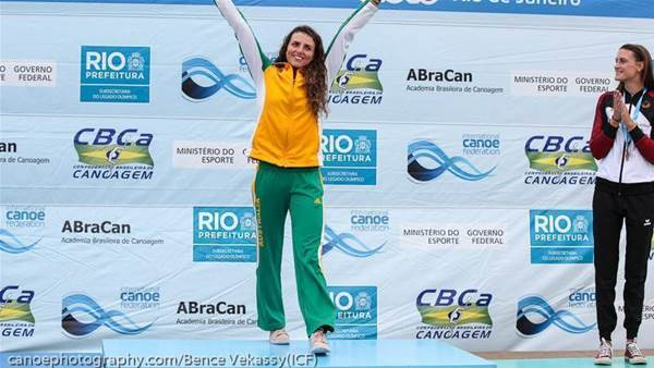 Fox becomes most successful slalom paddler in history