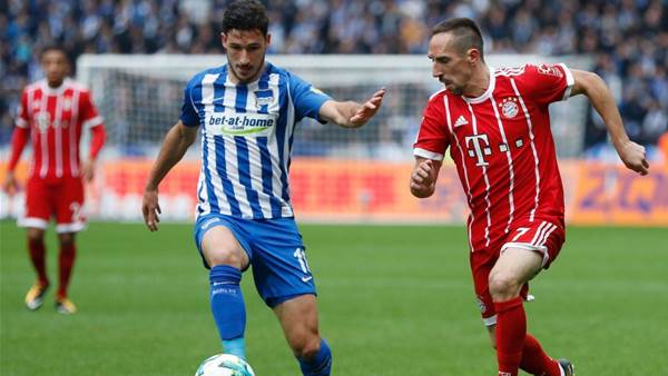 Mathew Leckie returns in Bayern upset