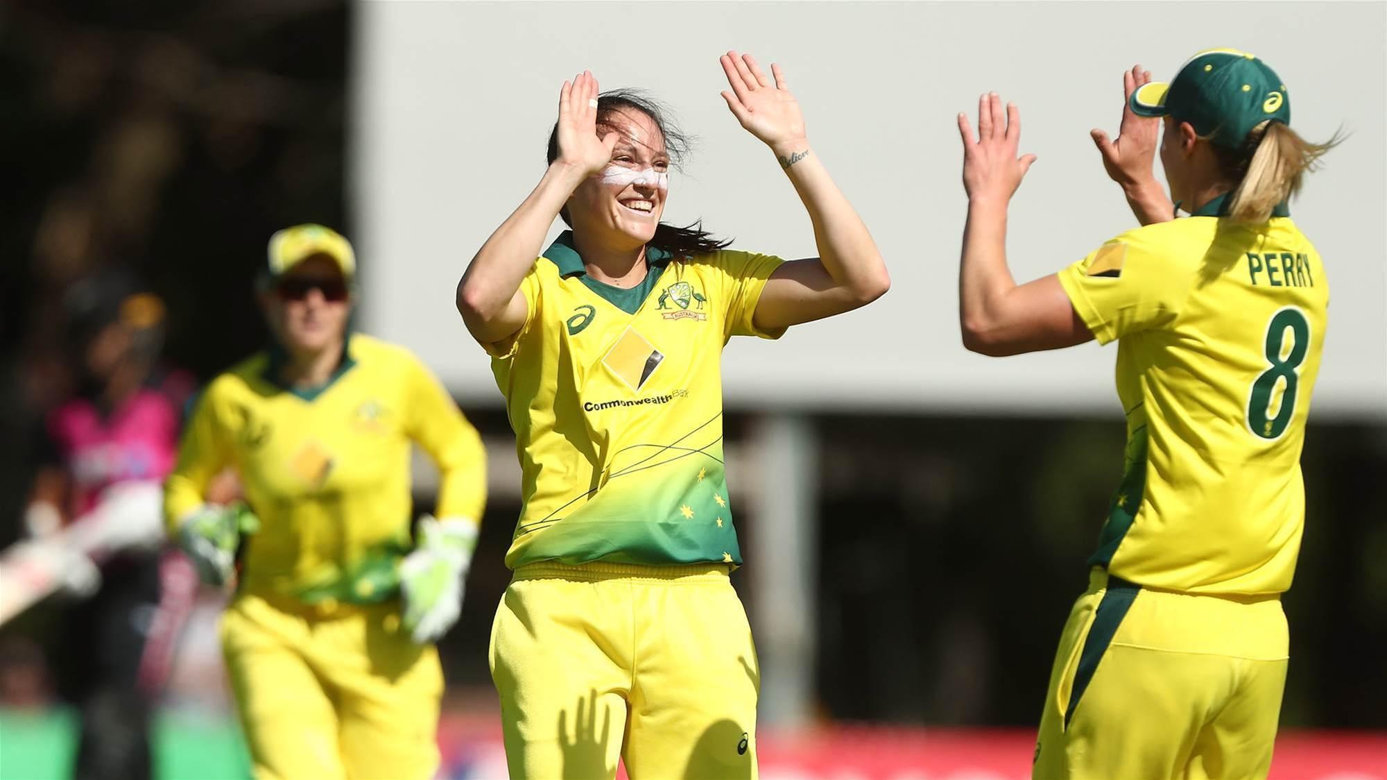 Is Australia's batting order a secret weapon?