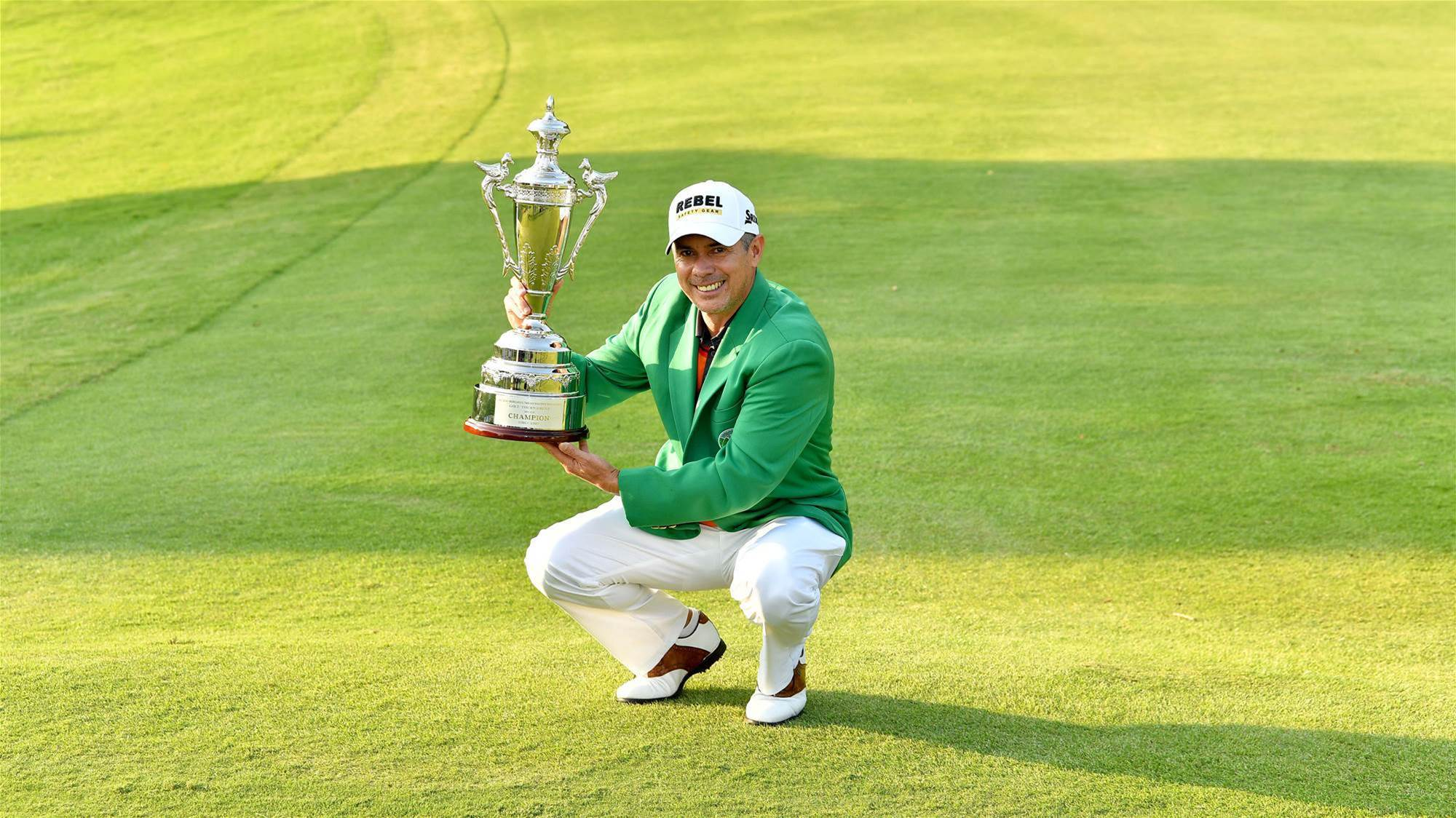 ASIAN TOUR: Da Silva clinches Taiwan Masters