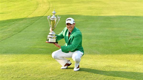 ASIAN TOUR: Da Silva clinches Taiwan Masters