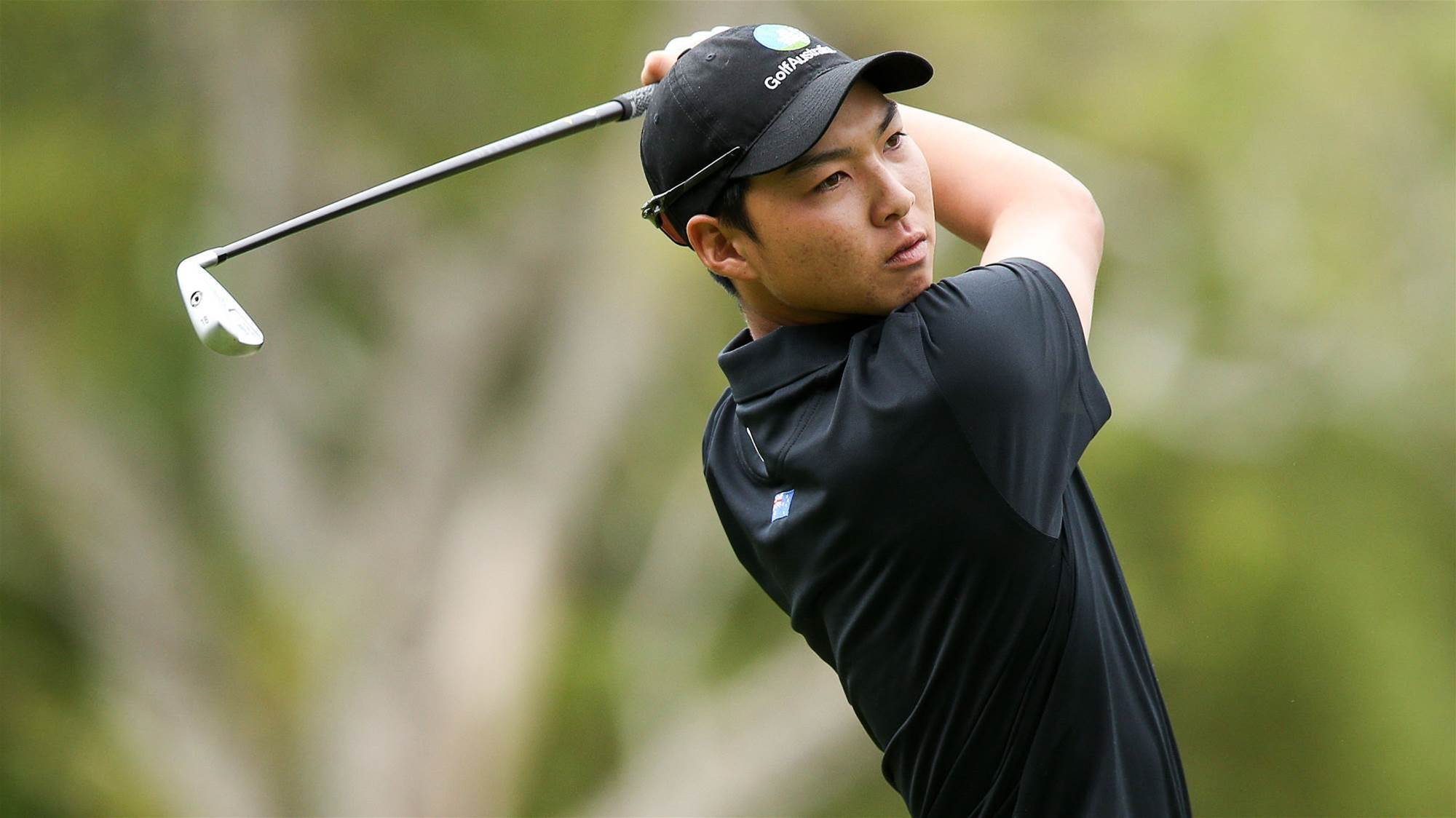 Lee unfazed by Asia-Pacific Amateur favouritism
