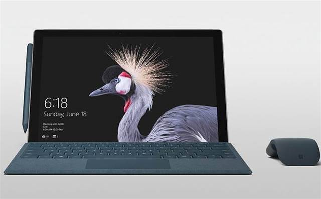 Microsoft brings back Surface monthly financing plans