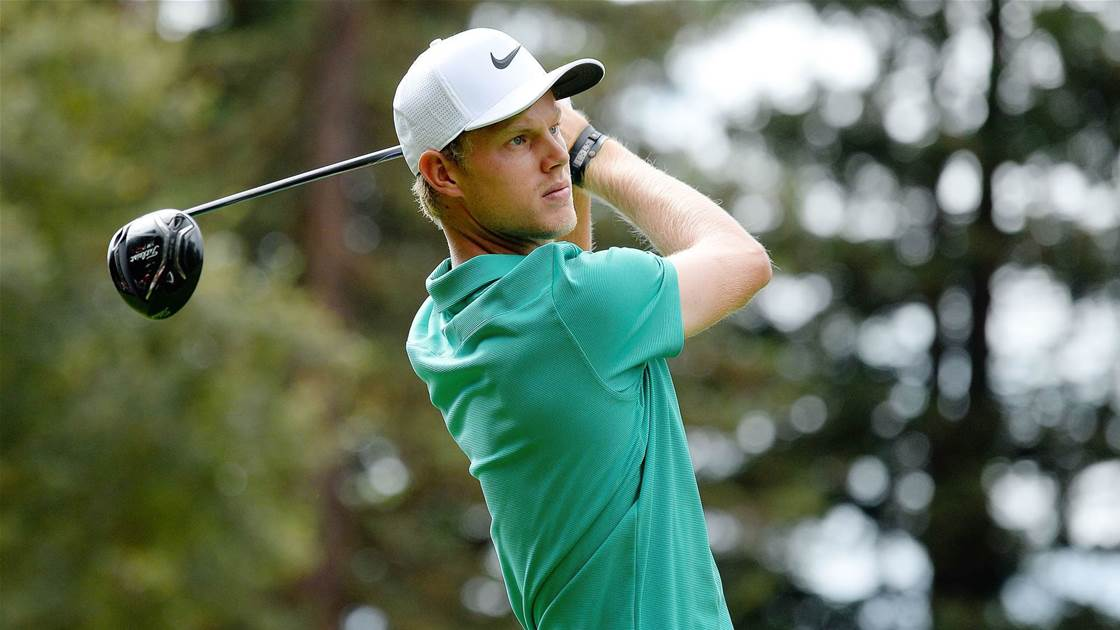 PGA Tour: Davis solid at season opener