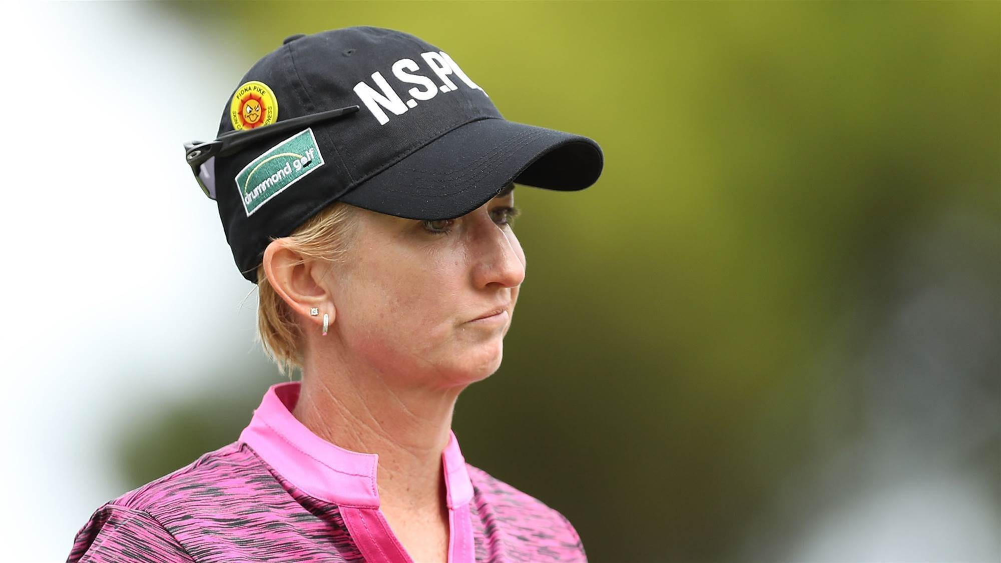 Webb urges LPGA team golf rethink