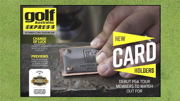 GA Express #308: New Card Holders