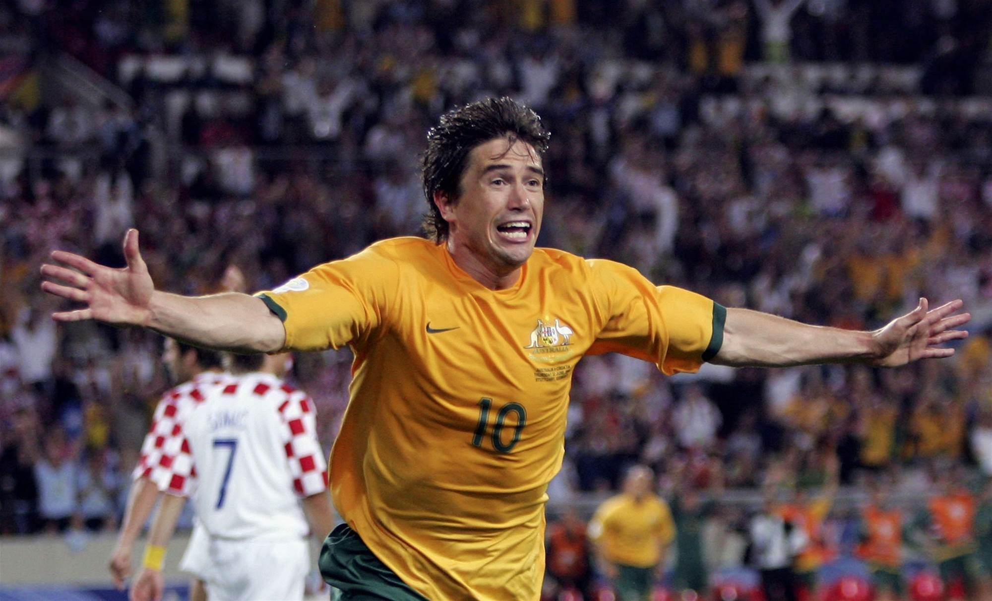 Kewell inducted into Hall of Fame
