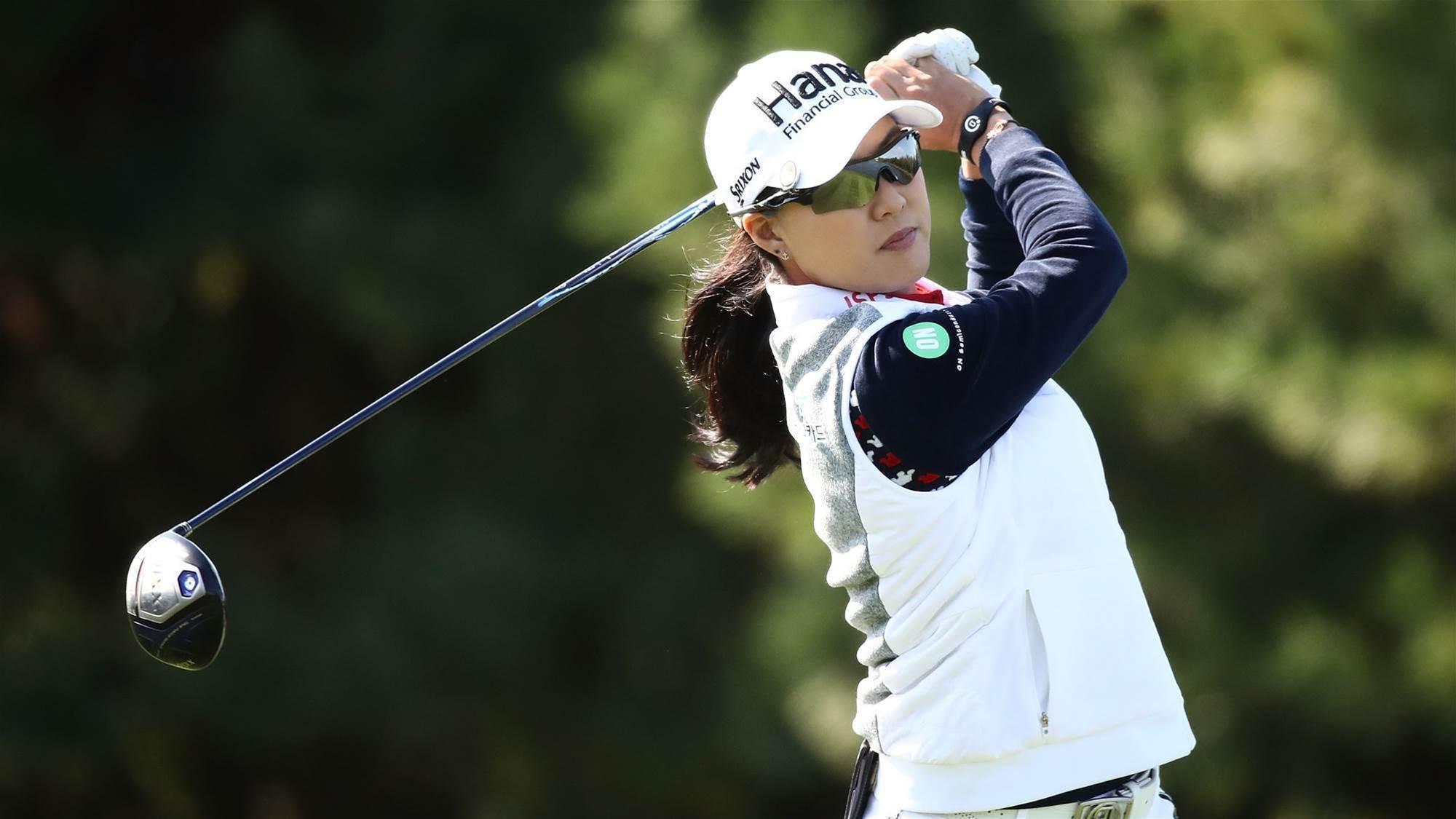 Minjee Lee heads Aussie quartet in Korea