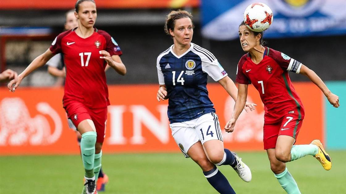Canberra United signs Scotland skipper