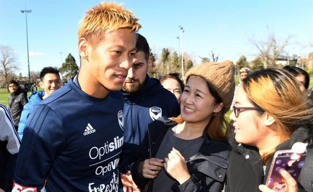 Seven imports who'll star this A-League season