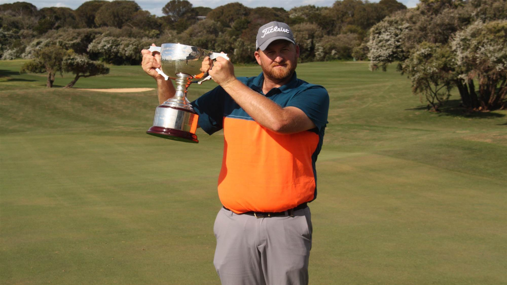 Vic PGA: Pike wins maiden title in thrilling finish